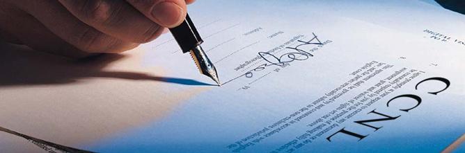 Linee per nuove regole contrattuali – Propost…