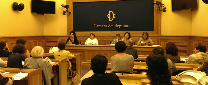 Presentato alla Camera dei Deputati il Rappor…