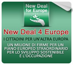 New Deal 4 Europe