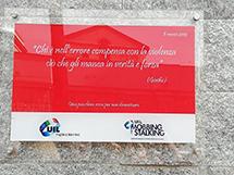 8marzo UILPuglia: Bari e Barletta