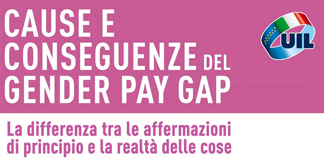 Cause e conseguenze del Gender Pay Gap