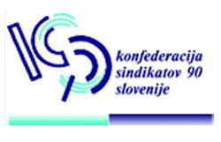 KS90  (Konfederacija sindikatov 90 Slovenije)