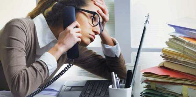 Psicodinamica dello stress da lavoro: tra Mobbing e Burn out