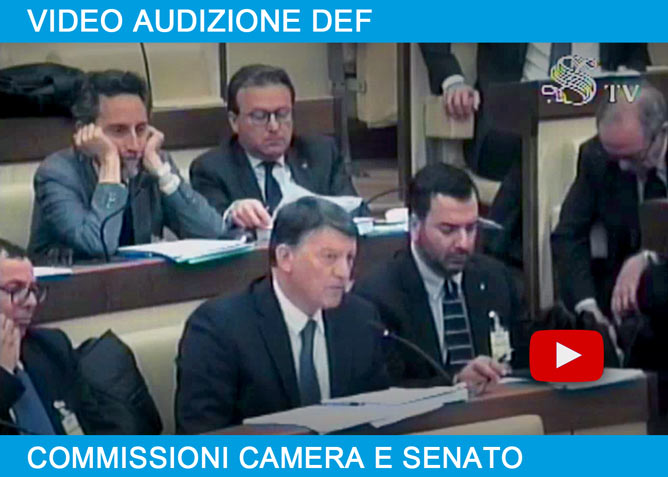 Unione italiana del lavoro organizzazione for Commissione bilancio camera