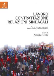 Lavoro contrattazione relazioni sindacali