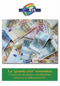 La grande crisi economica