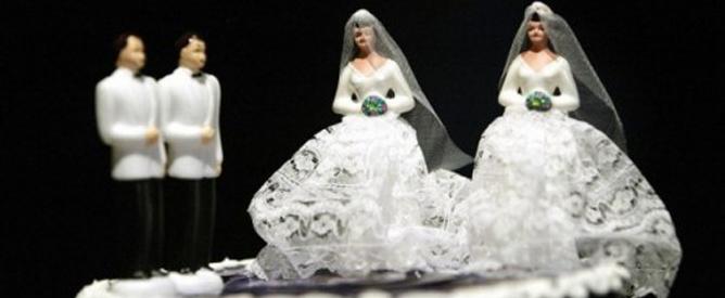 Matrimonio tra persone dello stesso sesso - Wikipedia