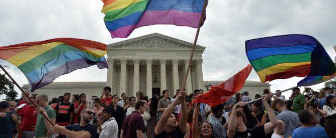 Matrimonio Gay In Usa : Uil matrimonio gay è legale in tutti gli usa