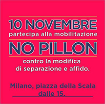 No Pillon - 10 novembre 2018