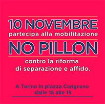 No Pillon - 10 novembre 2018