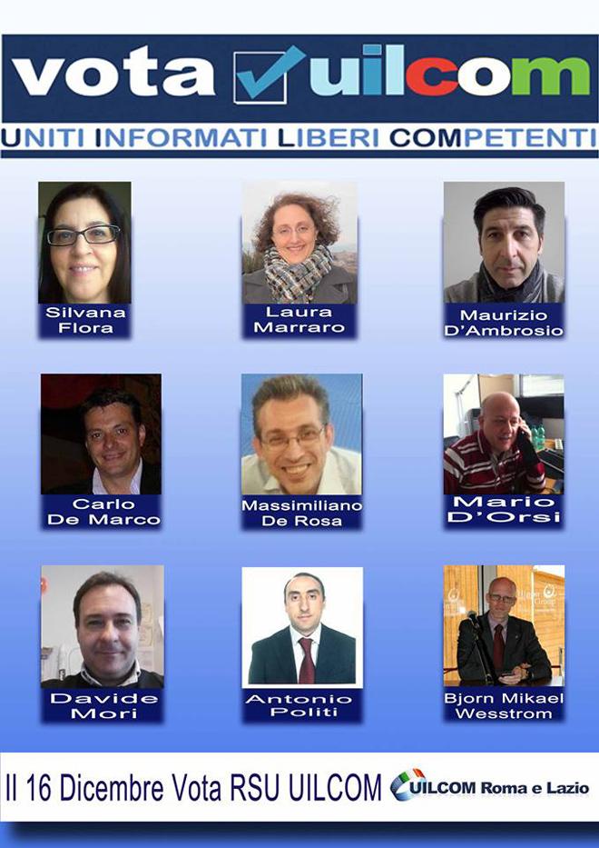 volantino rsu uilcom2014
